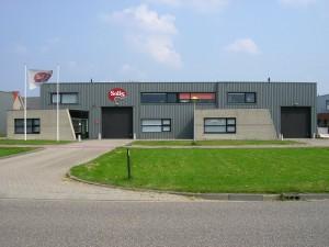 SOLIS kantoor in Lelystad